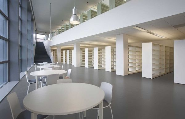 Fabricaci N Y Venta De Mobiliario Para Bibliotecas