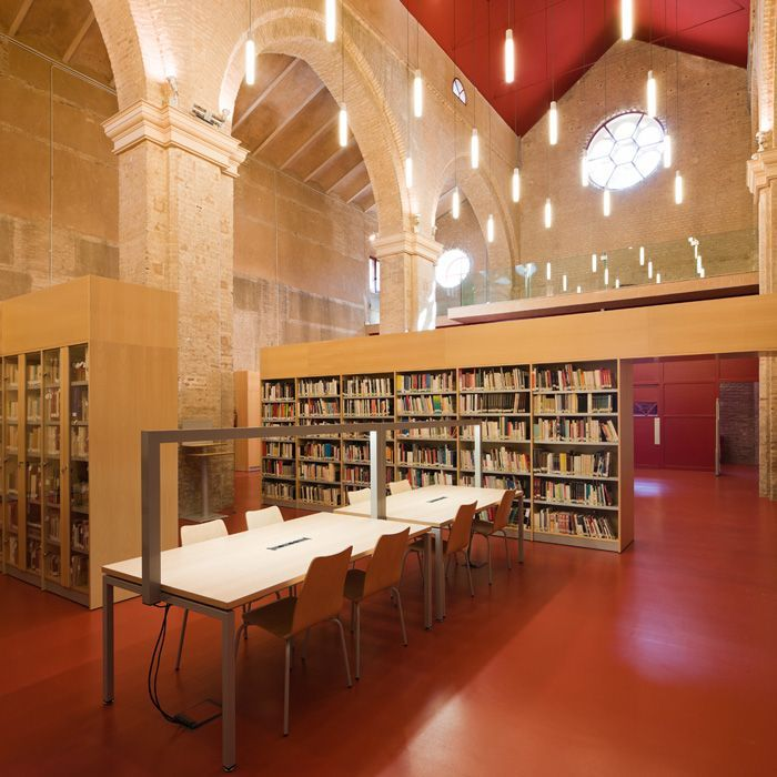 Centro de Documentación de las Artes Escénicas de Andalucía, Sevilla