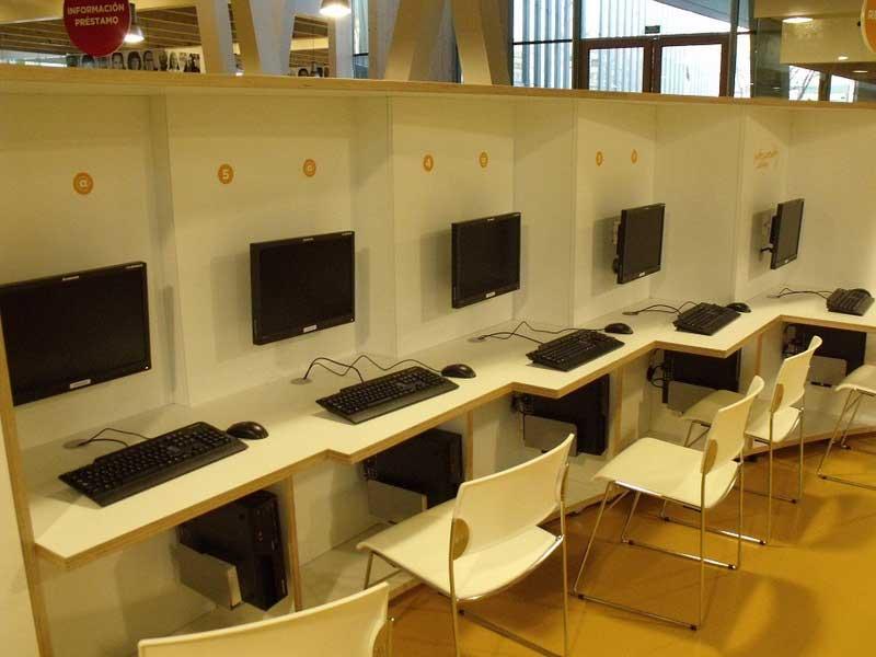 Biblioteca Municipal Ágora (A Coruña)