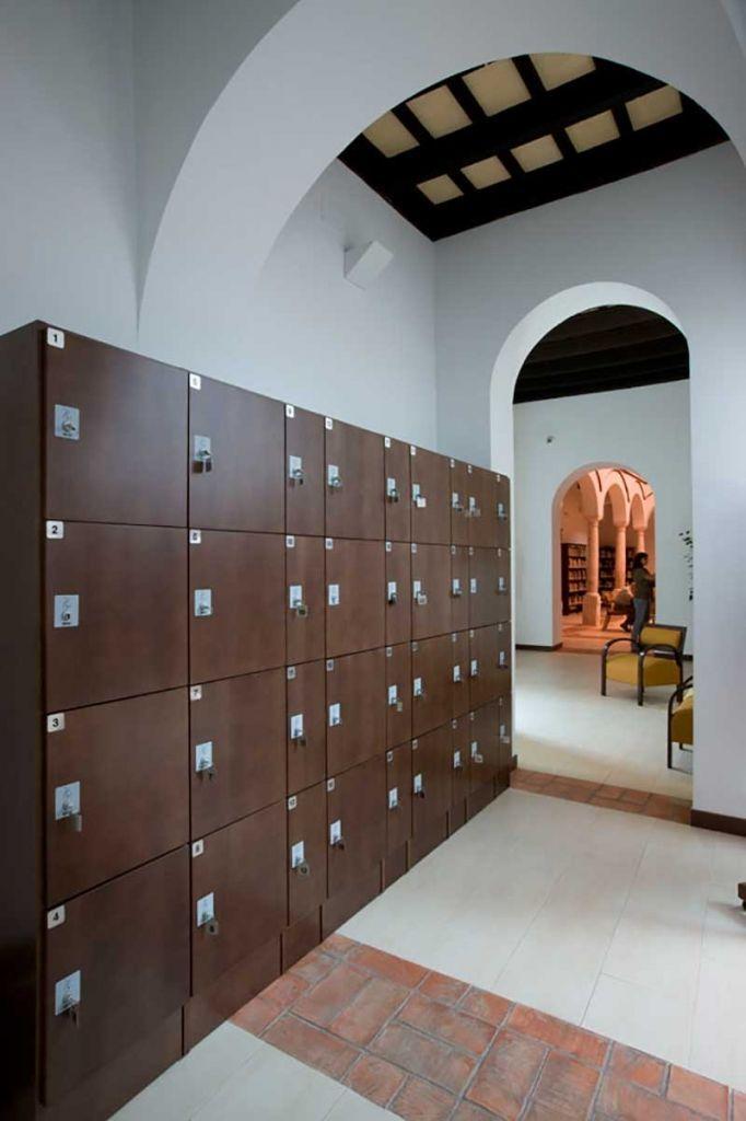 Biblioteca Pública Municipal Tomás Beviá, Écija (Sevilla)