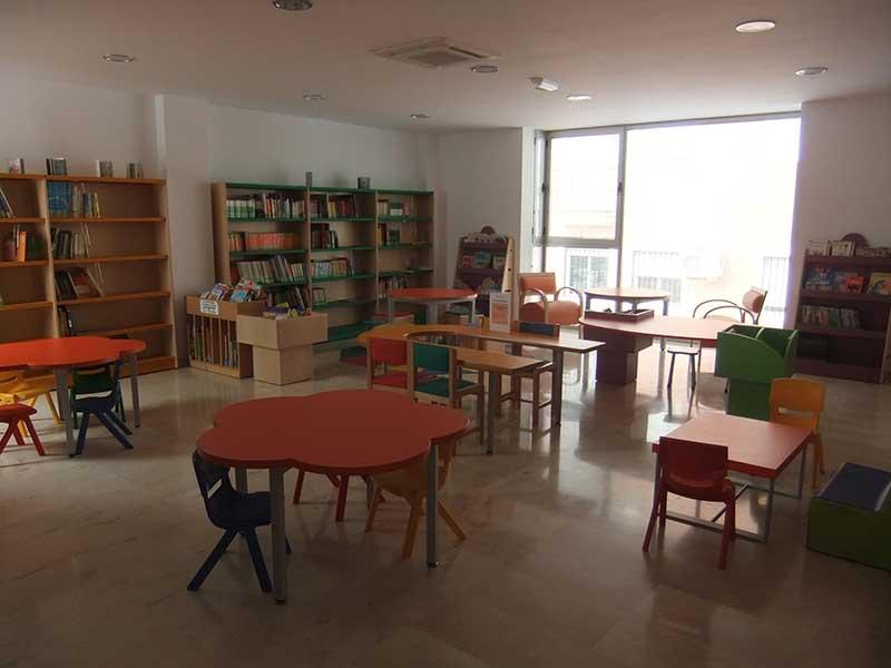 Biblioteca Pública Municipal «Miguel Hernández», Armilla (Granada)