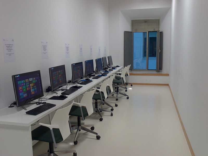 Biblioteca del Campus de Ceuta (Universidad de Granada), Ceuta