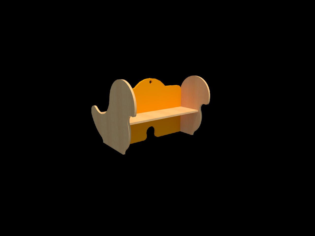 Asiento doble pato