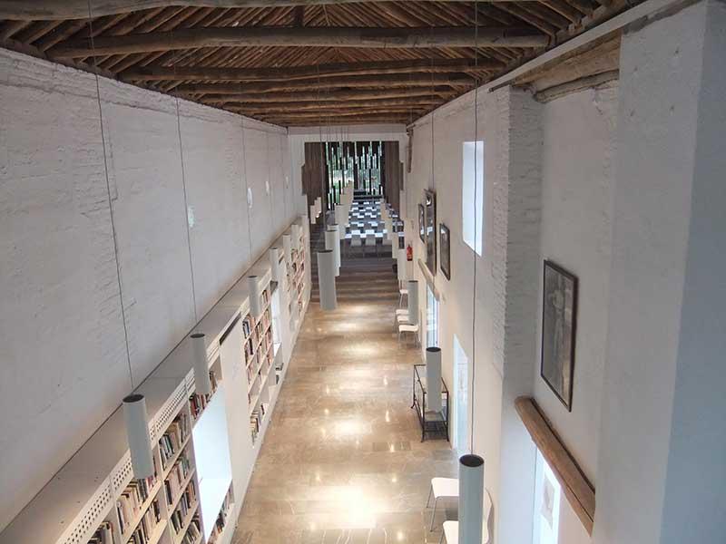 Biblioteca Pública Municipal María Lejárraga, Ogíjares (Granada)