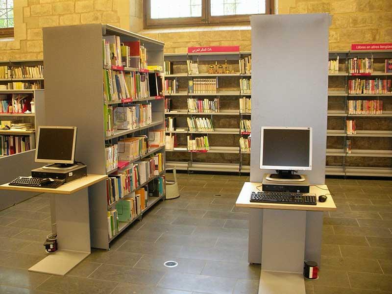 Biblioteca Sant Pau-Santa Creu, Barcelona