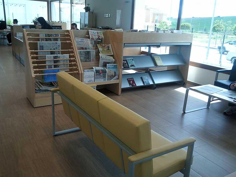 Biblioteca Pública Municipal Elío Antonio de Nebrija, Lebrija (Sevilla)