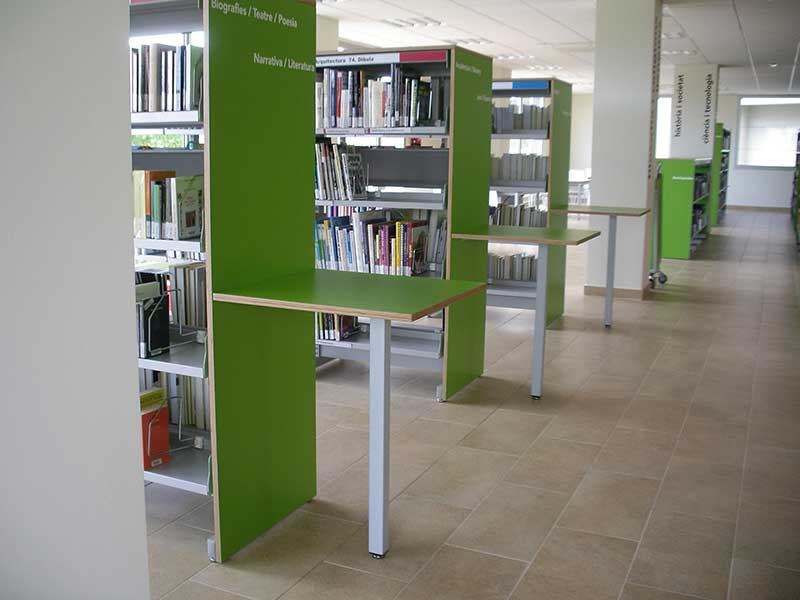 Biblioteca de Sant Antoni de Vilamajor (Barcelona)