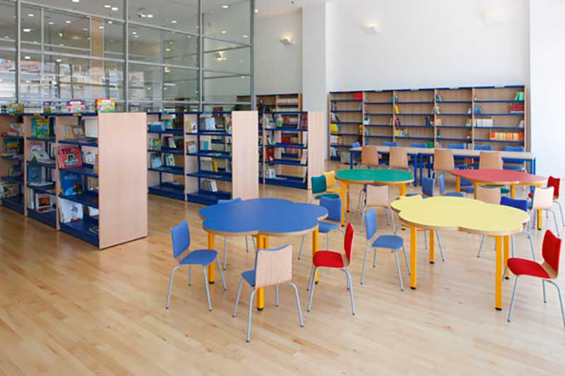 Biblioteca Pública Municipal de Atarfe (Granada)