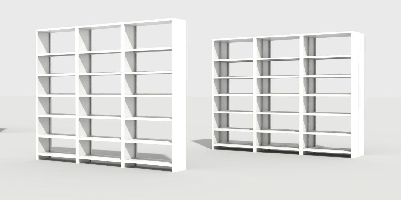 Estantería Darío Biblioteca
