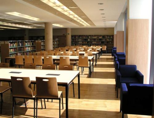 Biblioteca de la Facultad de Educación. Universidad Complutense de Madrid