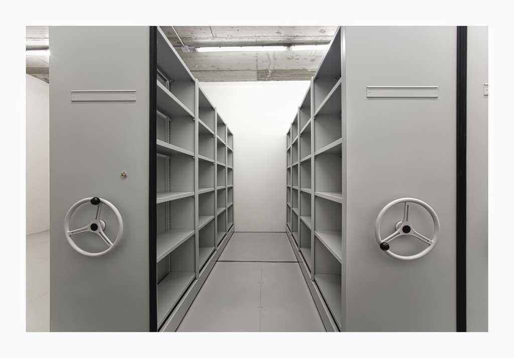 Archivo rodante compacto