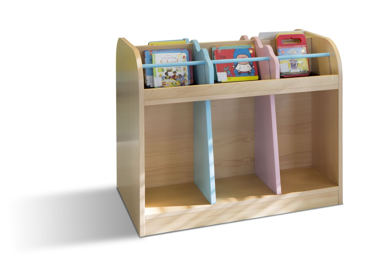 Mobiliario Para Bibliotecas Infantiles Metalundia ~ Estanterias Para Libros Infantiles