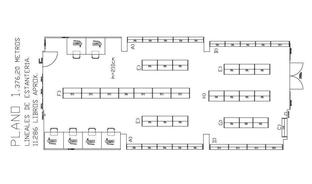 Planos 2D detallados