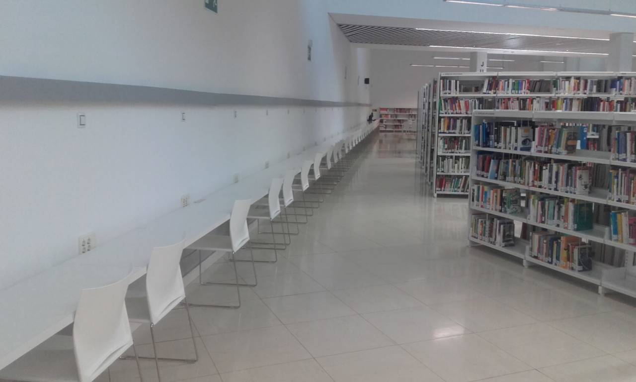 Continuous tables