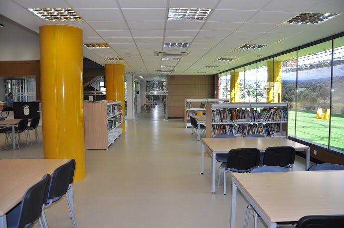 """Biblioteca """"José Ortega y Gasset"""", Boadilla del Monte (Madrid)"""