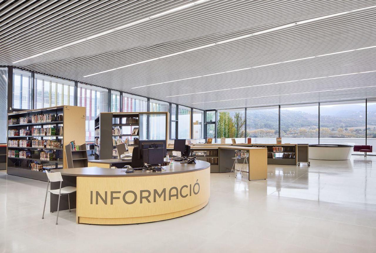Biblioteca Pública de Martorell (Barcelona)