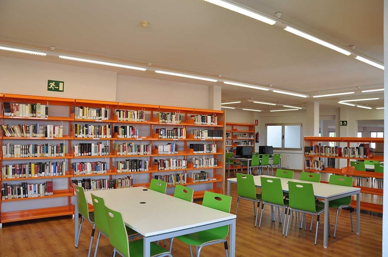 Biblioteca Municipal de El Boalo, Cerceda y Mataelpino (Madrid)