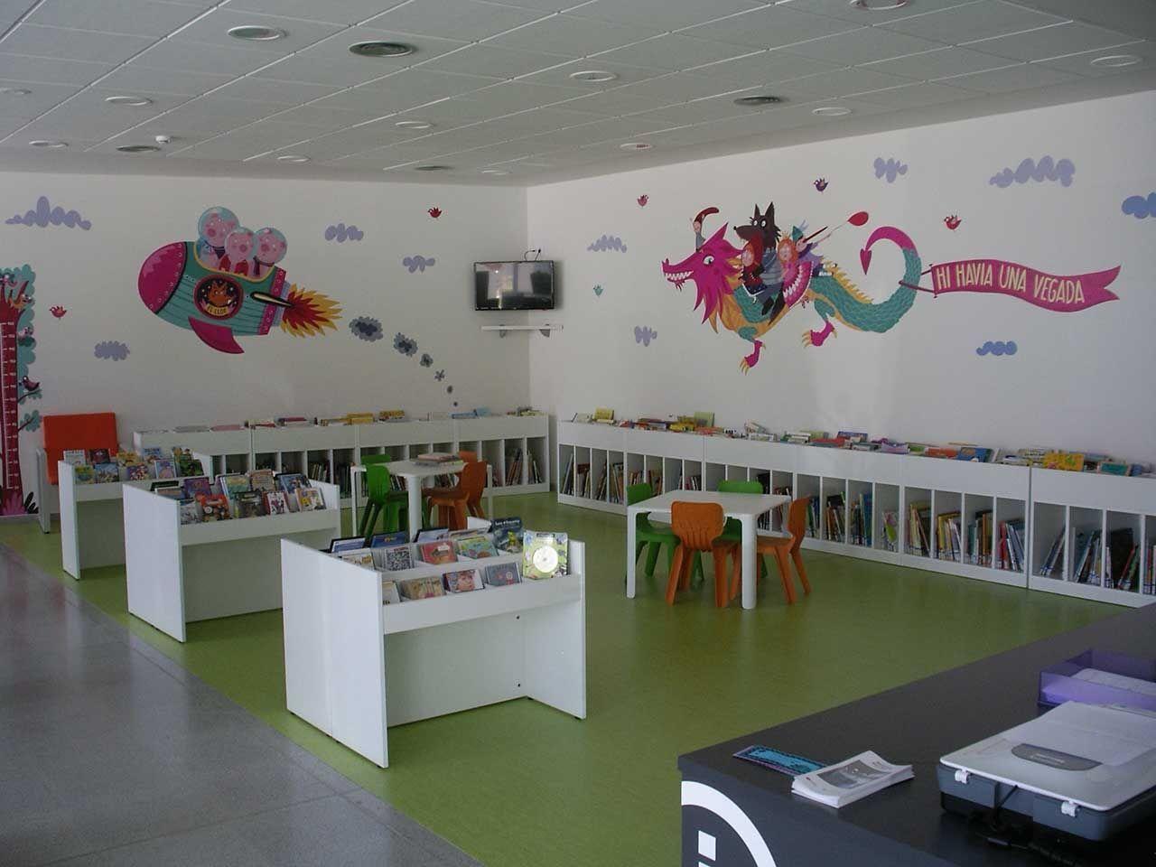 Expositor multimedia infantil
