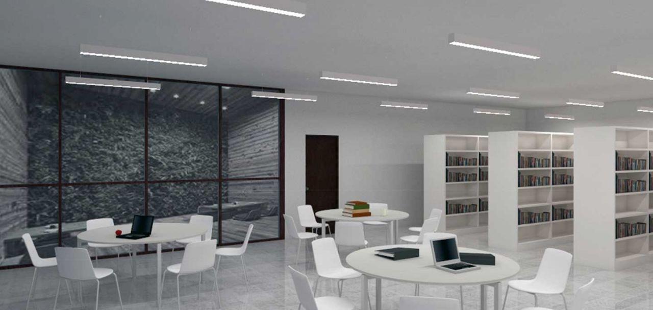 Biblioteca de la Facultad de Derecho de la Universidad de Granada