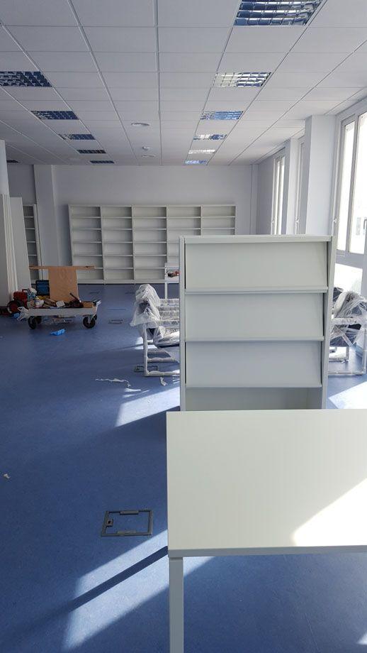 Biblbioteca Pública Municipal de Vejer de la Frontera