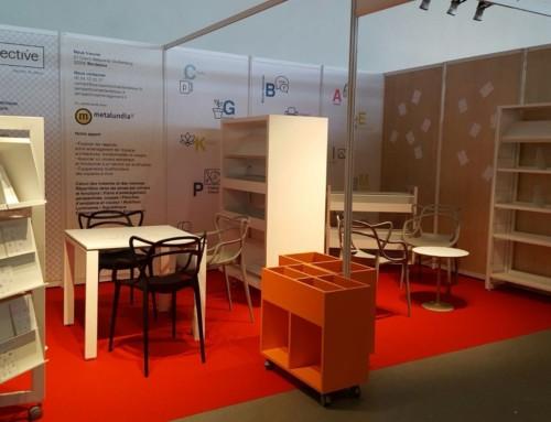 Metalundia en el 62º Congreso de la Asociación de Bibliotecarios de Francia
