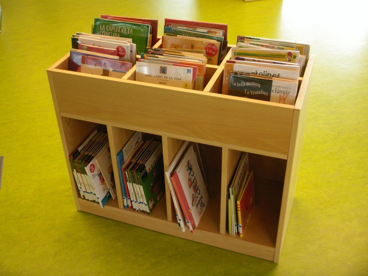 Biblioteca del Fondo – Santa Coloma de Gramanet (Barcelona)