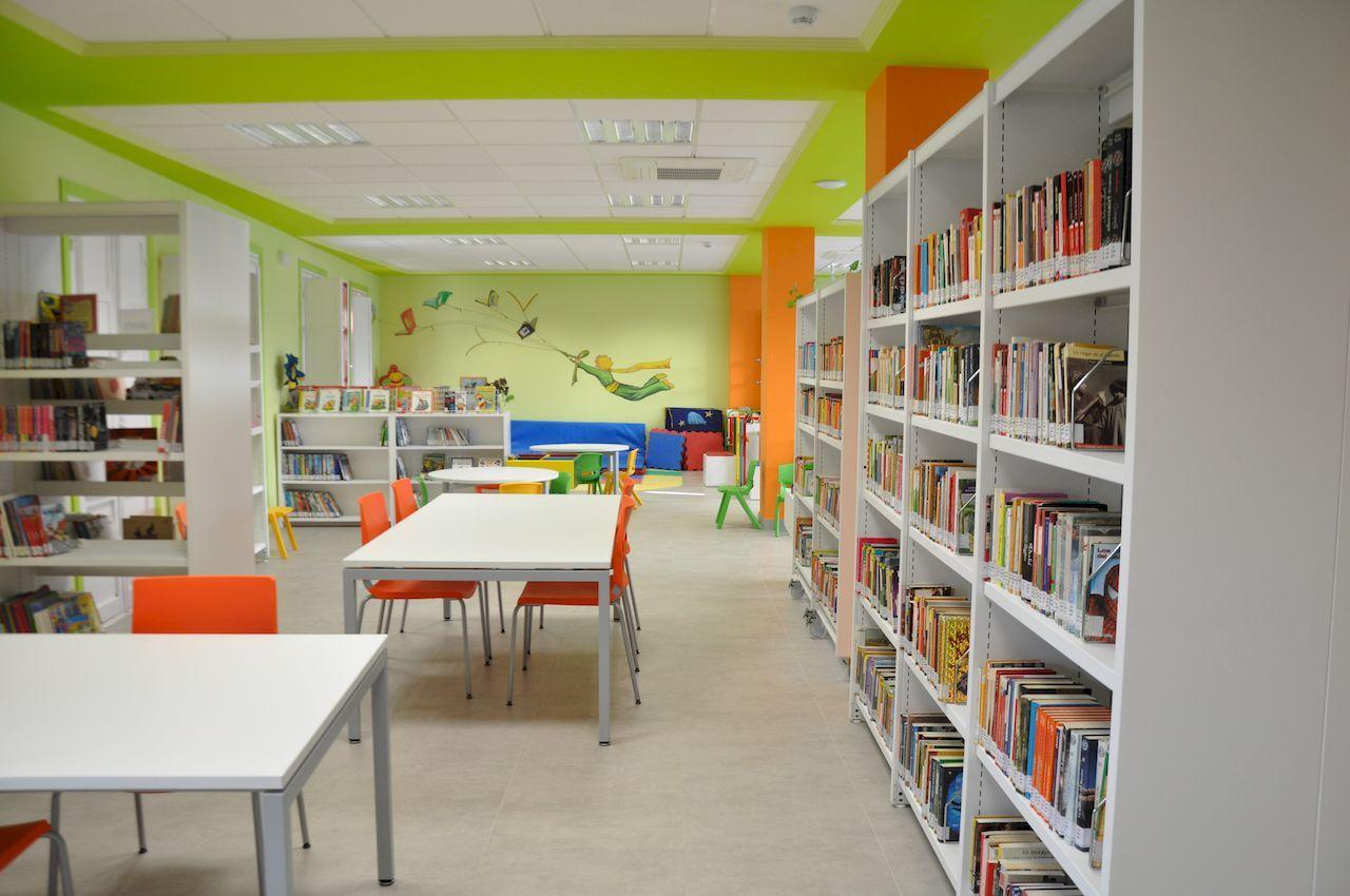 "Biblioteca Pública Municipal ""Alcalá Venceslada"" – Andújar (Jaén)"