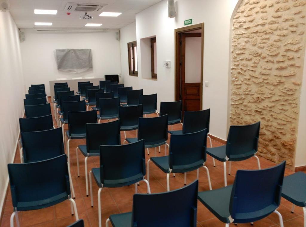 Biblioteca Municipal de Miguelturra (Ciudad Real)