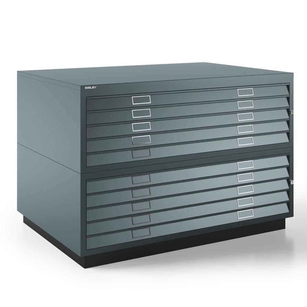 Mueble metálico para planos 5-10m cajones