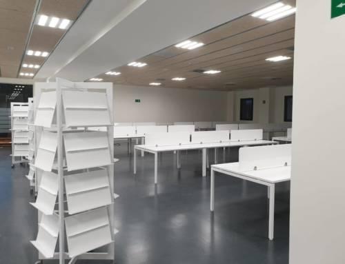Inauguración en la Universidad de Deusto
