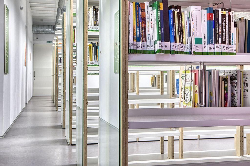 Biblioteca Municipal Central José María Artero de Almería